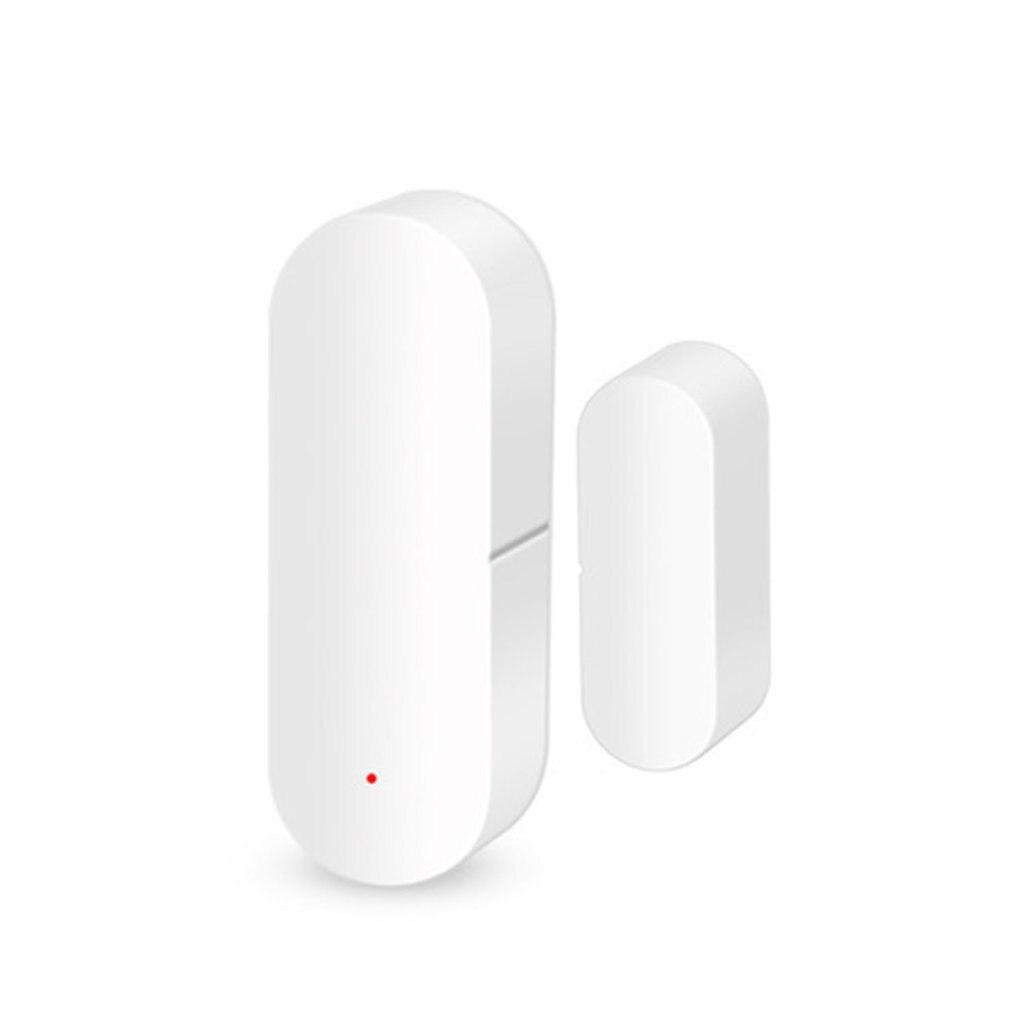 Tuya Smart WiFi Door Sensor Door Open / Closed Detectors Compatible for Alexa for Google Voice Control chris dannen google voice for dummies
