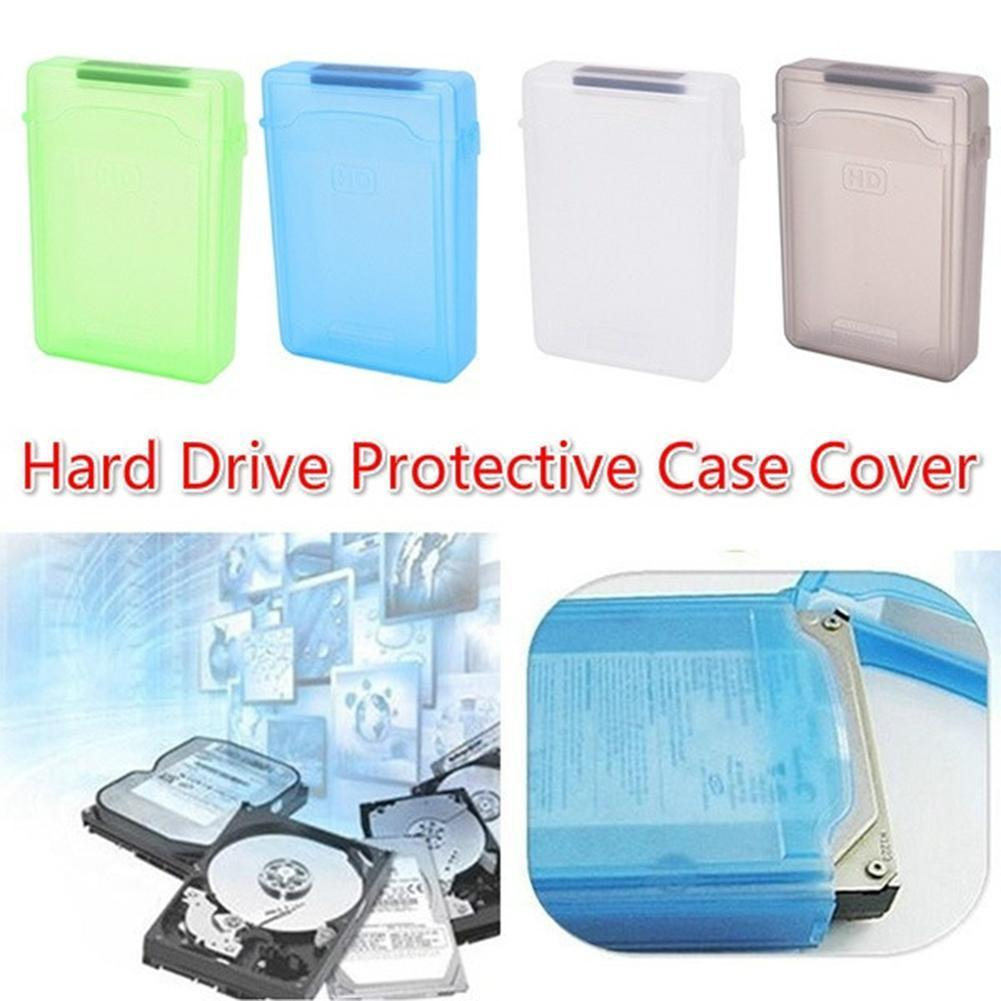 3.5 Inch IDE SATA HDD caddy Case external Hard Drive For Hdd Box enclosure Cases Disk Multi Storage Color N7T6
