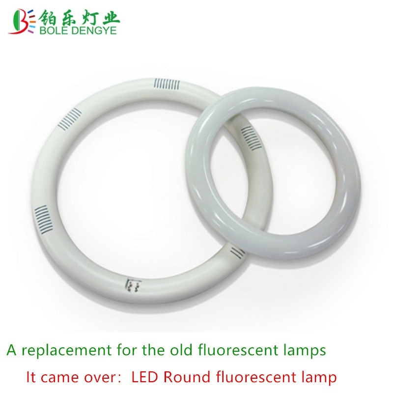 T9 LED أنابيب دائرية 205 مللي متر 375 مللي متر G10Q LED دائرة مصباح 4 دبابيس 225 مللي متر LED مستديرة توبو مصابيح فلورسنت استبدال المصابيح