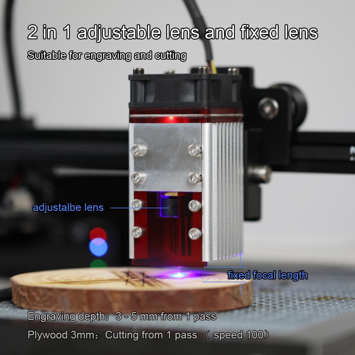 NEJE Master 2s Plus 40W/80W CNC Laser Engraving Machine Wood/Metal Fast Engraver Laser Cutting Tool with App Control- Lightburn enlarge