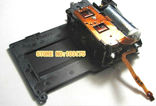 وحدة تركيب مكون الغالق لكاميرا كانون EOS 5D Mark II 5DII 5D2