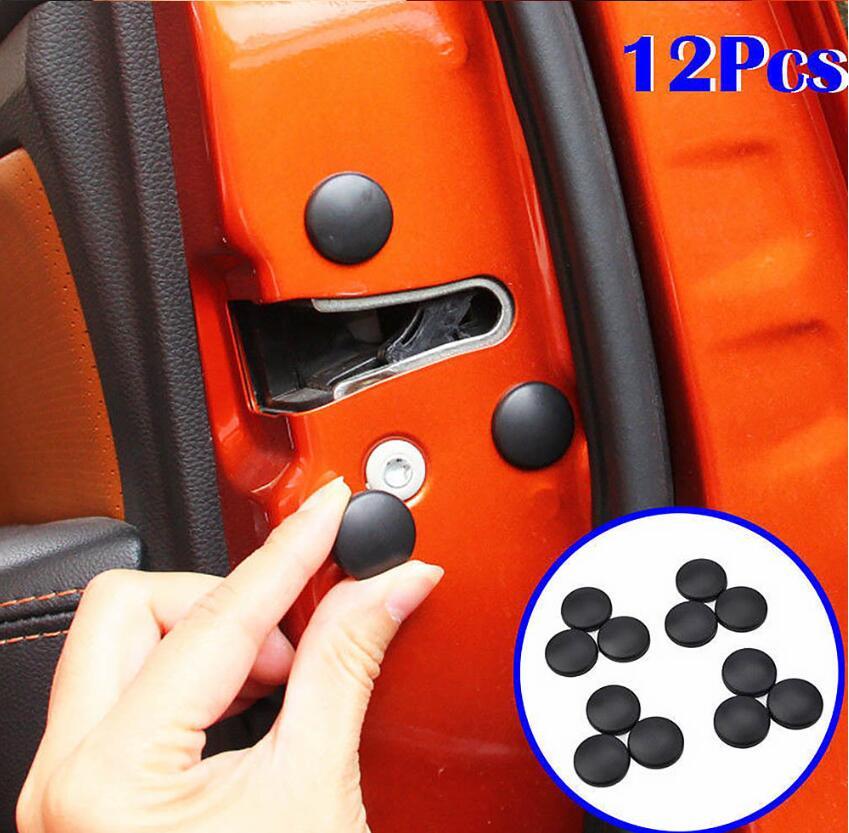 Cubierta protectora del tornillo de la cerradura de la puerta del coche para Chery Fulwin QQ Tiggo 3 5 T11 A1 A3 A5 amuleto M11 Eastar Elara