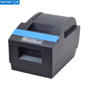 Xprinter High quality Bluetooth 58mm and 80mm mini receipt thermal printer USB port auto cutter for restaurant convenience store