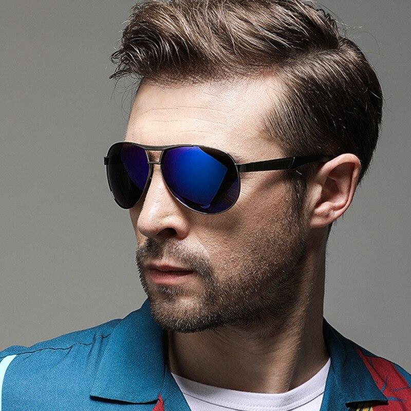 Gafas De Sol polarizadas De pierna De primavera Para Hombre, lentes De...