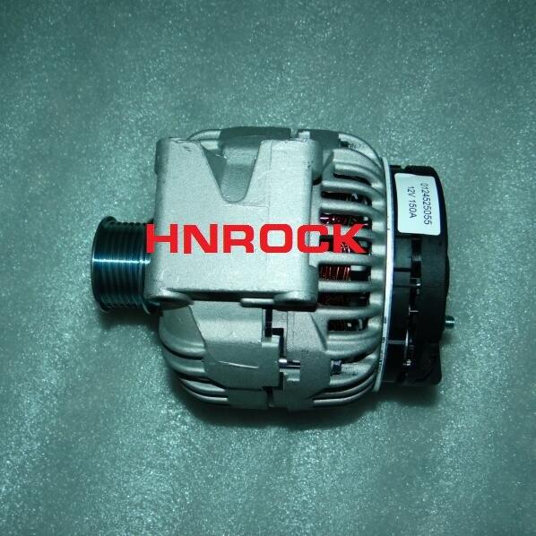 Nuevo alternador automático de 12V 0124525055 0986047150 2721540002 11215 para MERCEDES BENZ CLK clase 3.5L