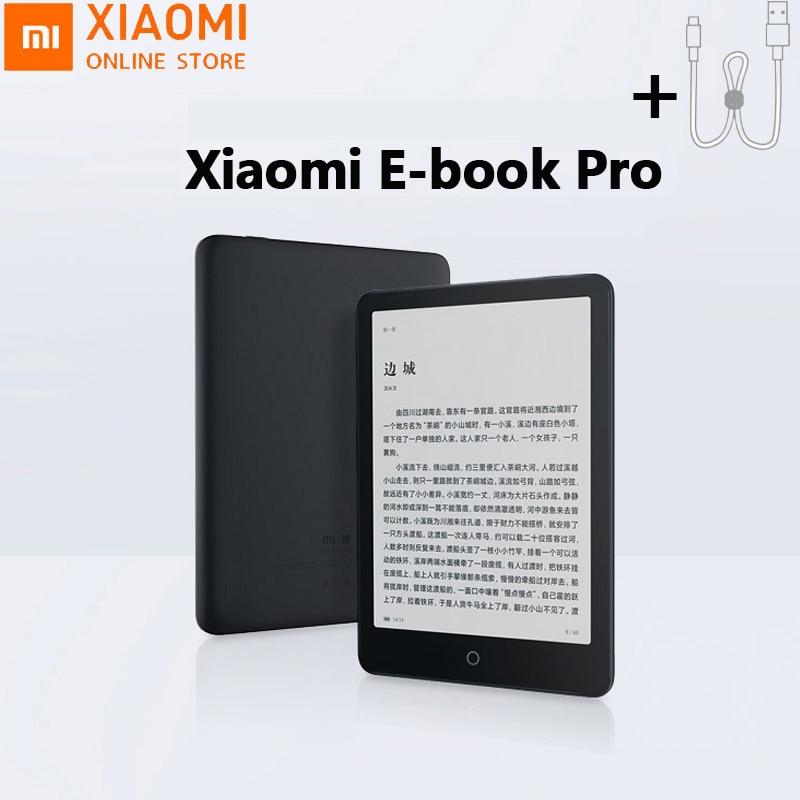 Xiaomi-قارئ الكتب الإلكترونية my pocketbook Pro ، 300 نقطة في البوصة ، Android ، 7.8 بوصة ، شاشة تعمل باللمس ، قارئ الحبر الإلكتروني