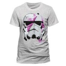 Stormtrooper Command Sketch camiseta gris para hombre s-xxxl Camiseta estilo urbano