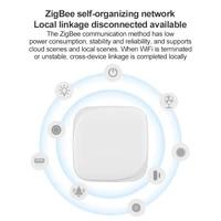 Tuya Zigbee     automatisation Zigbee 3 0  Compatible avec Amazon Alexa   Google Assistant  passerelle de maison intelligente  PIR  porte et fenetre  capteurs T   H