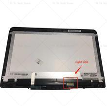 13,3 zoll IPS LED LCD Touch Screen Digitizer Montage Für HP Pavilion X360 13-S serie 13-S103LA Ersatz teile