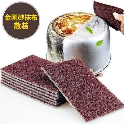 1 шт. Наждачная ткань меламиновая губка волшебная губка Ластик меламиновая губка для кухня, ванная, офис для очистки нано губки