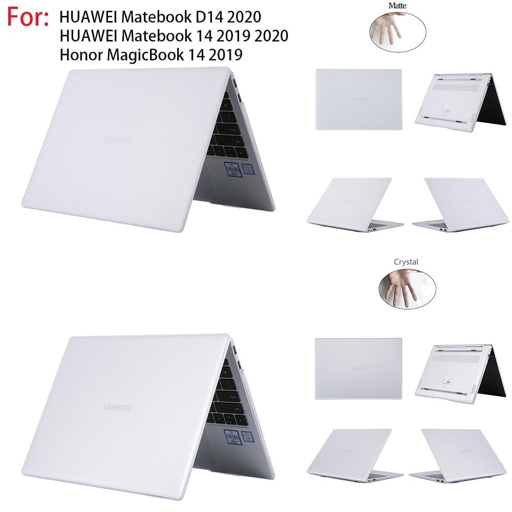 Funda de portátil para HUAWEI Matebook D14 2020 Nbl-carcasa protectora de plástico de cuerpo completo para Mate 14 huawei MagicBook 14 pulgadas 2019