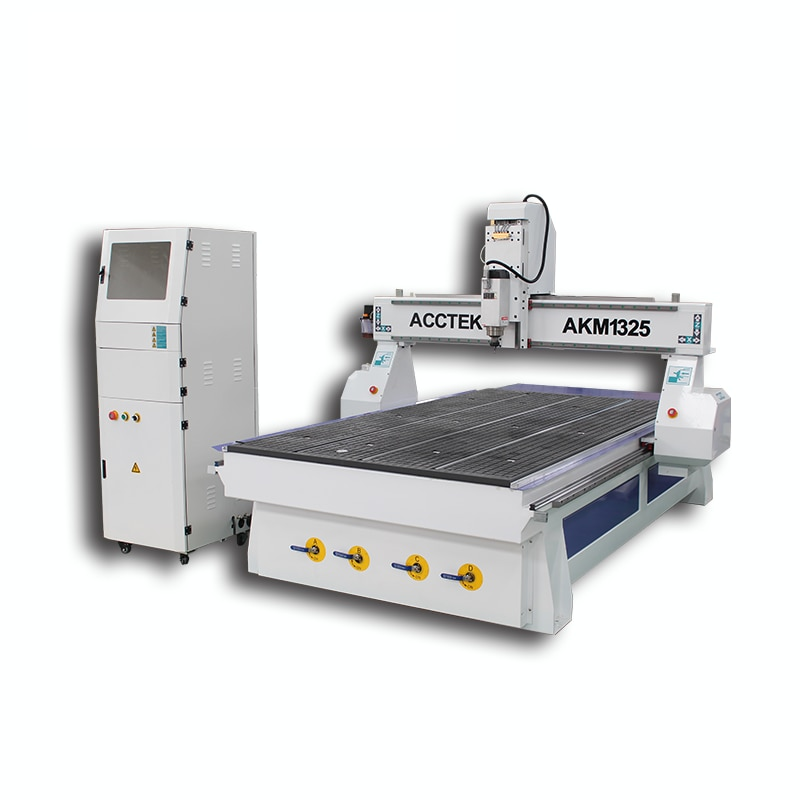 Wood Cutting Machine with Cnc Classical Furniture Cnc Woodworking Machine for Voice Box Game Cabinets Computer Table 1300*2500mm