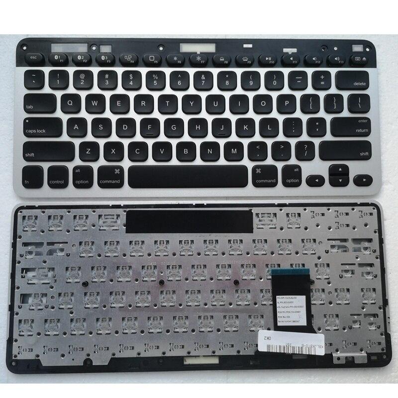 Laptop keyboard U.S.A. For Logitech k810 k811, replace the keyboard (not a complete Bluetooth Keyboard)