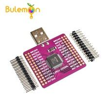 MCU-2232 FT2232HL USB au Module FIFO/SPI/I2C/JTAG/RS232/UART