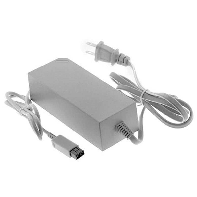 Yfashion Voberry Power Supply AC Adapter Charger Replacement for Nintendo Wii Console Video Game fuente alimentation