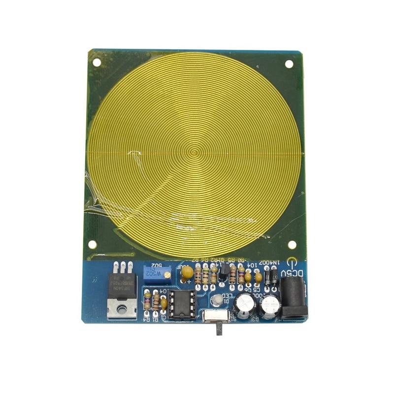 Dc 5V 7.83Hz Precision Schumann Resonance Ultra-Low Frequency Pulse Wave Generator Audio Resonator