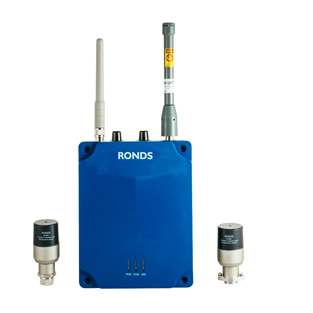 IoT Wireless vibration sensor for machinery condition monitoring solutions intelligent partial discharge diagnosis for condition monitoring
