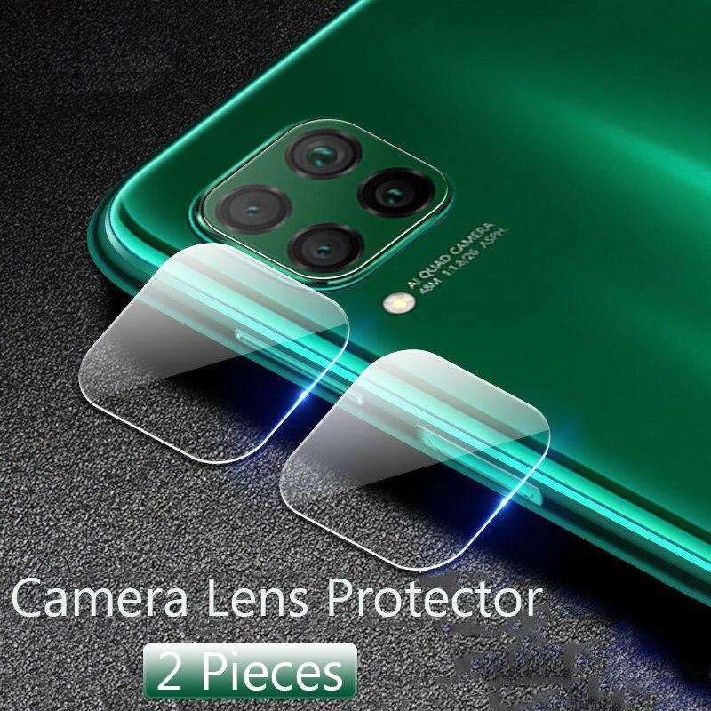 2 шт. для Huawei P40 Lite Защитная пленка для объектива камеры защитная задняя крышка для камеры Защитное стекло для Huawei P40 Lite E P40Lite E