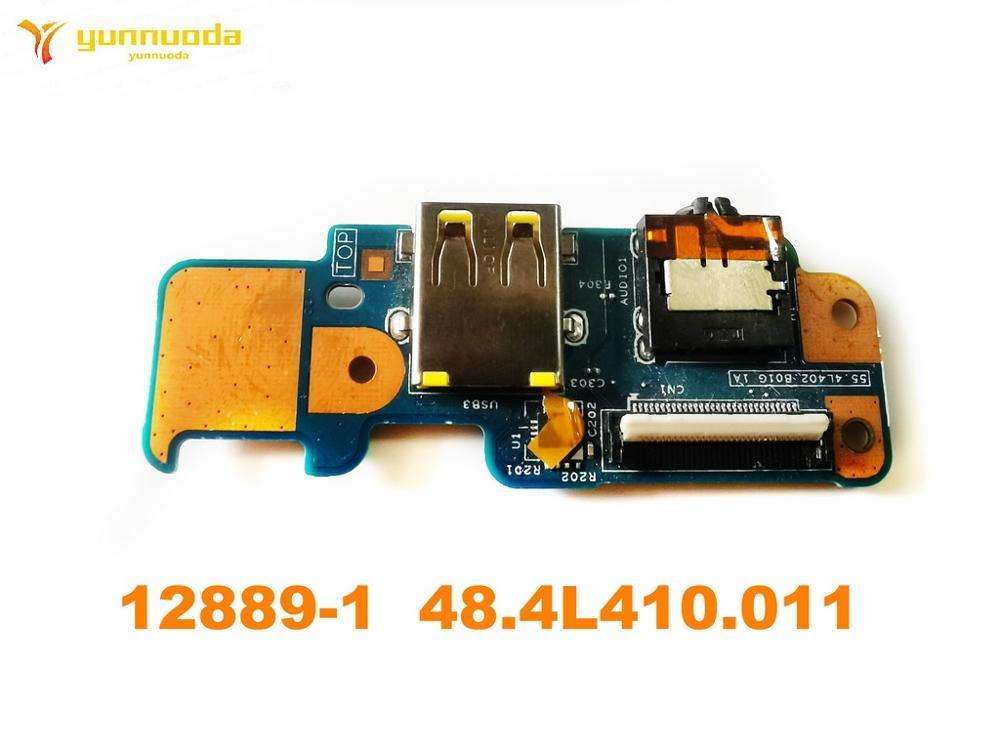 الأصلي ل 12889-1 48.4L410.011 LM4401 USB مجلس الصوت مجلس اختبار جيد شحن مجاني