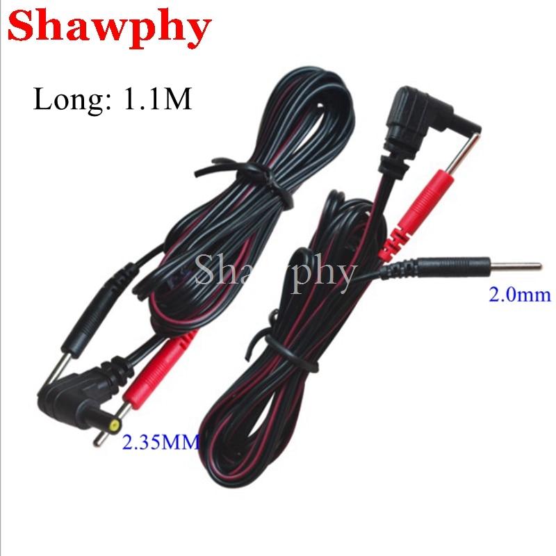 Cables de plomo para electrodos de repuesto, Conector de cabeza DC de...