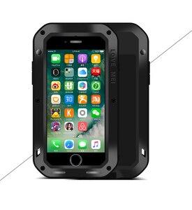 Armor Metal case For iphone se 2020 case 360 Full Protect For iphone se 2 case cover silicone phone case shockproof funda coque