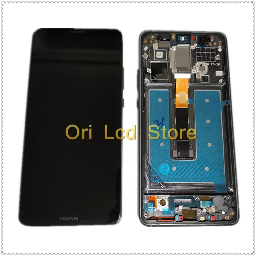 Pantalla táctil AMOLED para Huawei Mate 10 Pro, pantalla LCD BLA-L09 de BLA-L29 con marco mate10pro, pantalla táctil LCD con