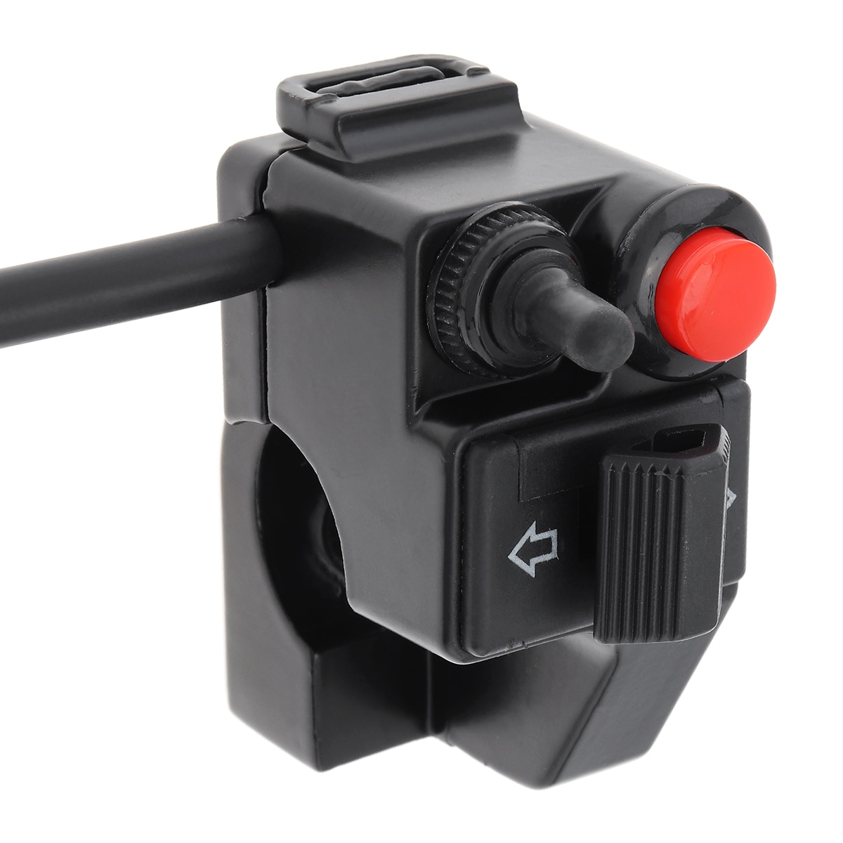 Motorcycle Accessories 22MM Tri Function Speaker / Steering Headlight / Flameout Switches for Motorcycle General hot