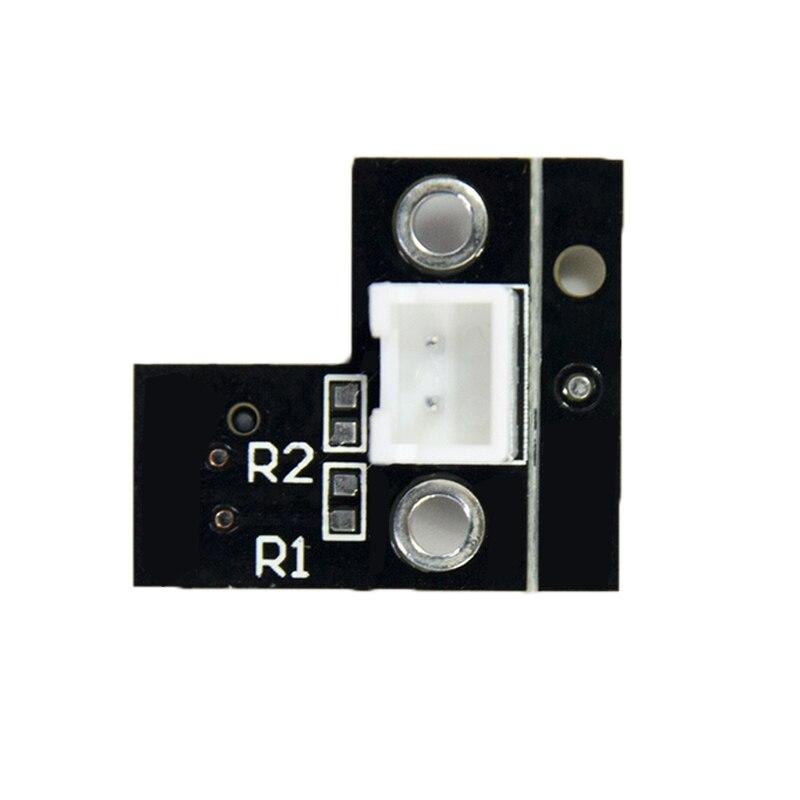 2 pçs sensor de detecção de quebra original para lk1 lk4 lk4 pro impressora 3d parte alfawise u20 filamento acessórios da impressora