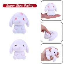 Zabawki typu Fidget poput uroczy królik powolny rośnie krem pachnące zabawki antystresowe zabawki edukacyjne zabawki stres gniotka