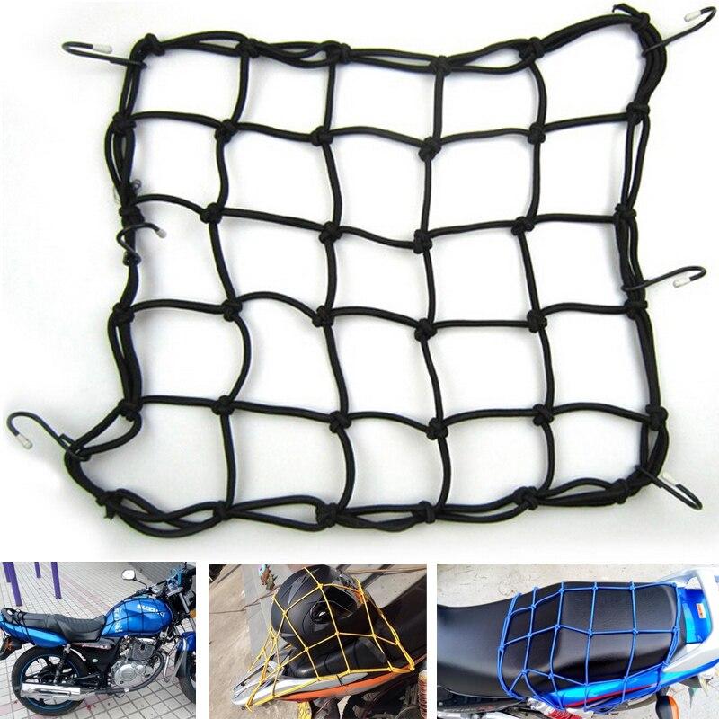 Универсальные аксессуары для мотоциклов банджи грузовая сеть для KAWASAKI z900 z900rs zr7 zrx zx14 zx12r zx10r zx10r 2016-2017 zx6r 2006