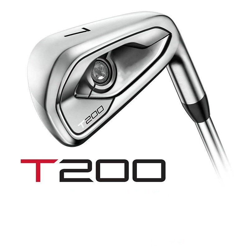 New T200 golf clubs T200 iron golf clubs set of 8 long-distance iron golf clubs with head cover