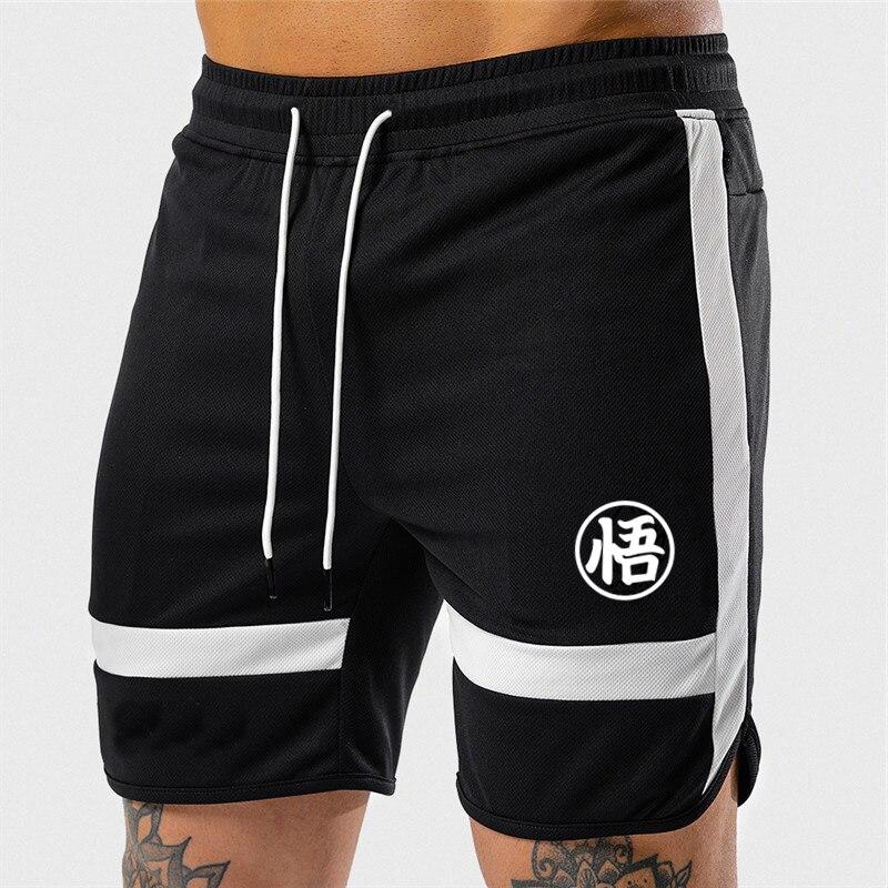 2020 verão quente novos shorts masculinos shorts casuais moda wukong impresso calças esportivas shorts de fitness roupas de rua casual curto