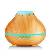 Diffuseur dhuile essentielle et darome pour maison et bois  humidificateur dair electrique pour aromatherapie  400ml