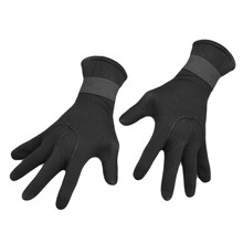 3mm Premium néoprène combinaison gants avec sangle réglable anti-dérapant Flexible pour hommes femmes plongée en apnée surf hiver natation
