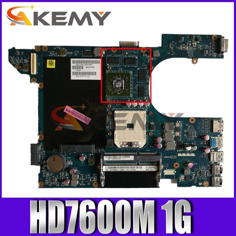 Akemy لديل انسبايرون 15R M521R 5525 اللوحة المحمول المقبس FS1 DDR3 HD7600M 1G QCL10 LA-8251P CN-0Y7MXW 0Y7MXW