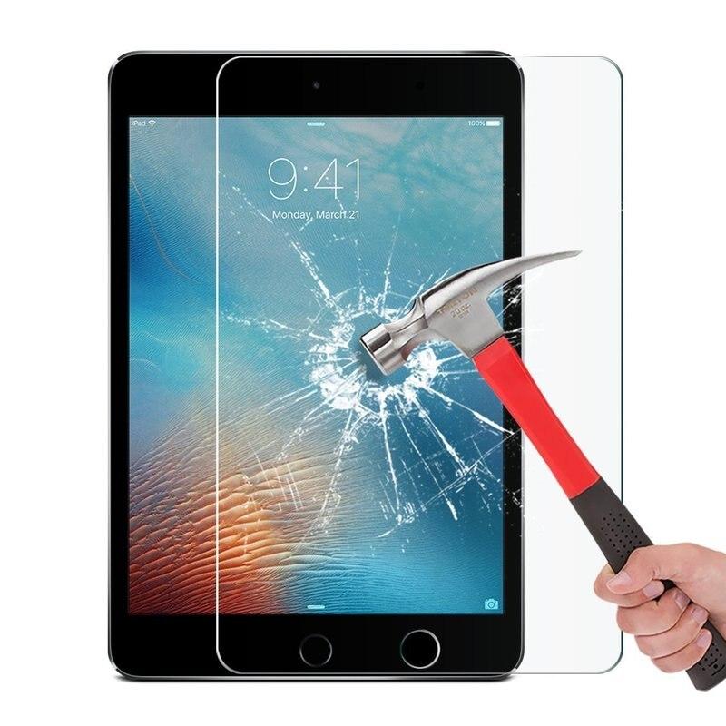 9H Защита экрана для iPad mini 2 3 4 5 Закаленное стекло для iPad Pro 11 10,5 Защита экрана для iPad Air 2 2017 Pro 9,7 2018