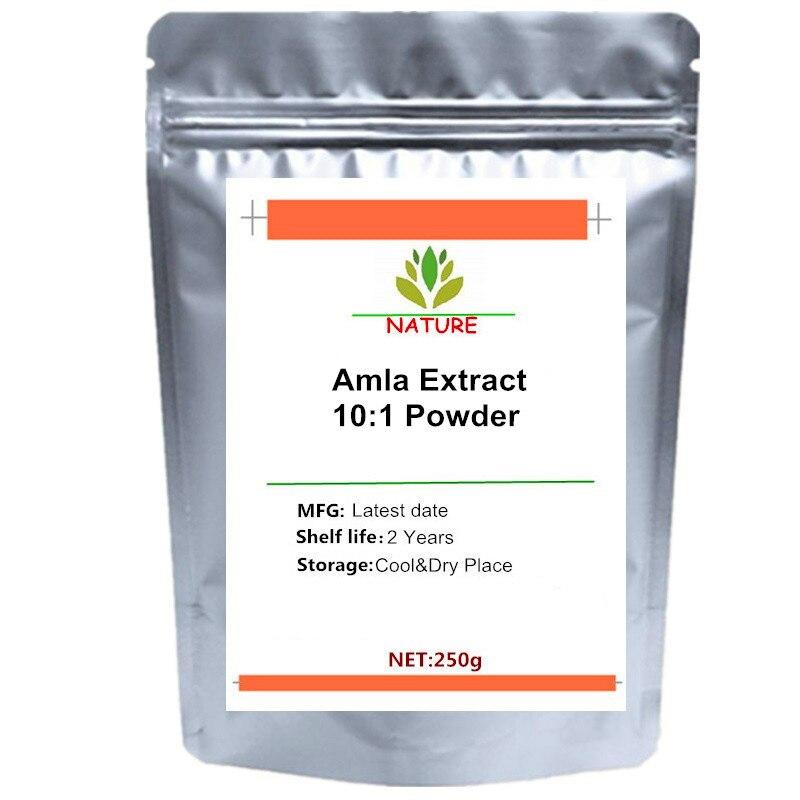 Amla Extract (101) Powder Emblica Officinalis Phyllanthus Emblica Extract