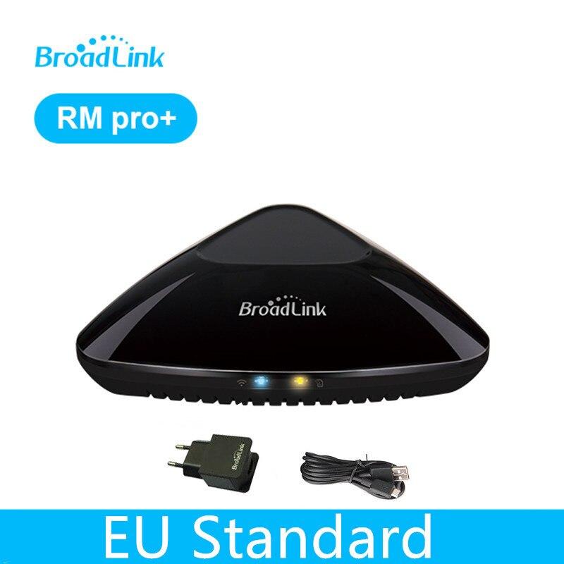 2020 el más nuevo Broadlink RM Pro + RM33 RM mini3 inteligente domótica WIFI + IR + RF + 4G Controlador Universal para Android iOS