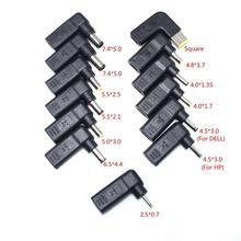 Convertisseur de prise adaptateur PD femelle   Connecteur de prise adaptateur femelle pour 7.4x5.0mm 4.5x3.0mm 5.5mm 2.5 x mm pour ordinateur portable sortie cc