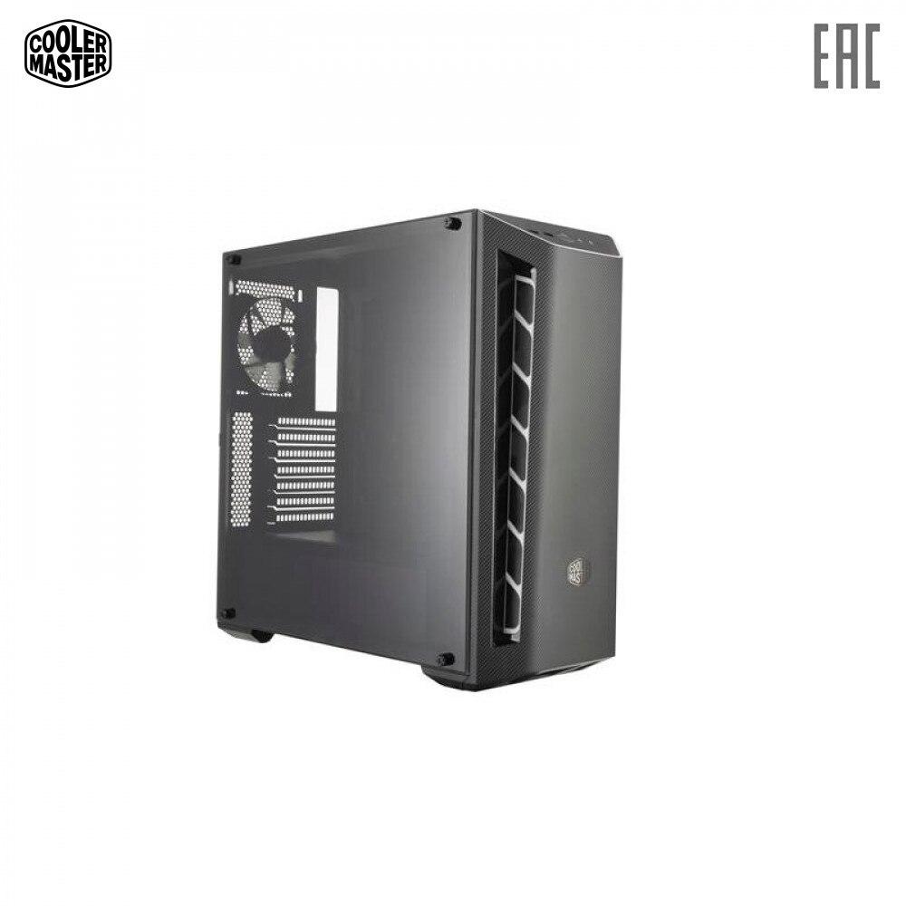 Корпус COOLER MASTER MasterBox MB510L MidiTower без Б/П ATX MicroATX MiniITX  MCB-B510L-KANN-S02