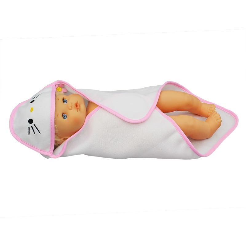 Nuevas mantas ropa de muñeca ajuste 42cm muñeca nanuco accesorios de muñeca su hermana