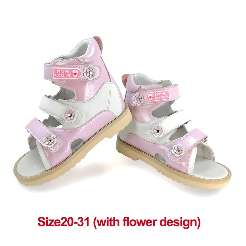 Children Girls School Leather Summer Cool Fashion Casual Sport Orthopedic Stylish Cute Baby Toddlers Kids Sandals Shoes Boots enlarge
