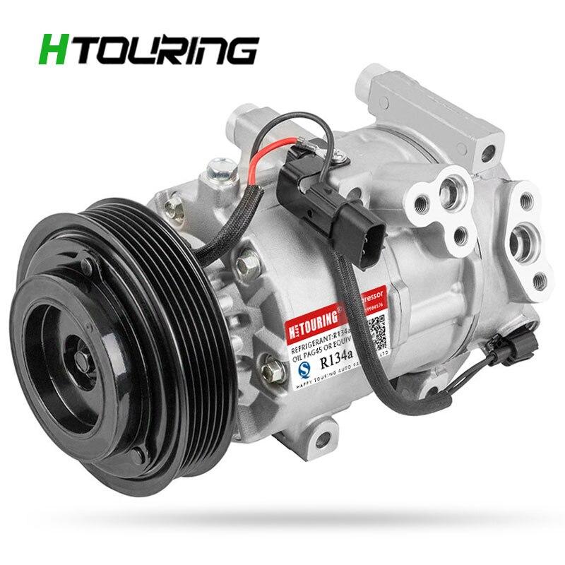 DVE16 ac компрессор для Hyundai IX35/Новый Tucson для kia Sportage R 1011231 977012S000 1011231 1111231 1211231 S639818 977012S500