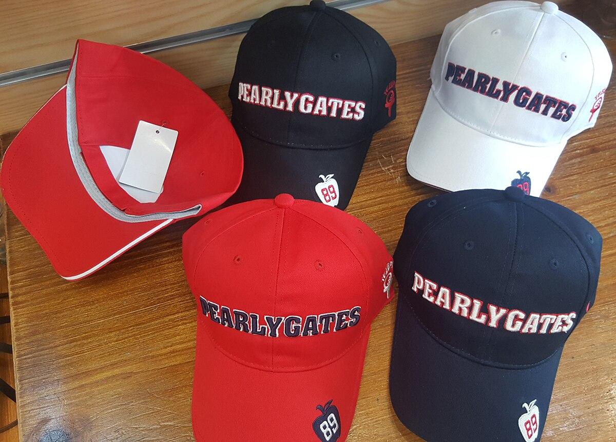 Новая Кепка для гольфа свободного размера мужские и женские мужские кепки для гольфа Регулируемая окружность головы