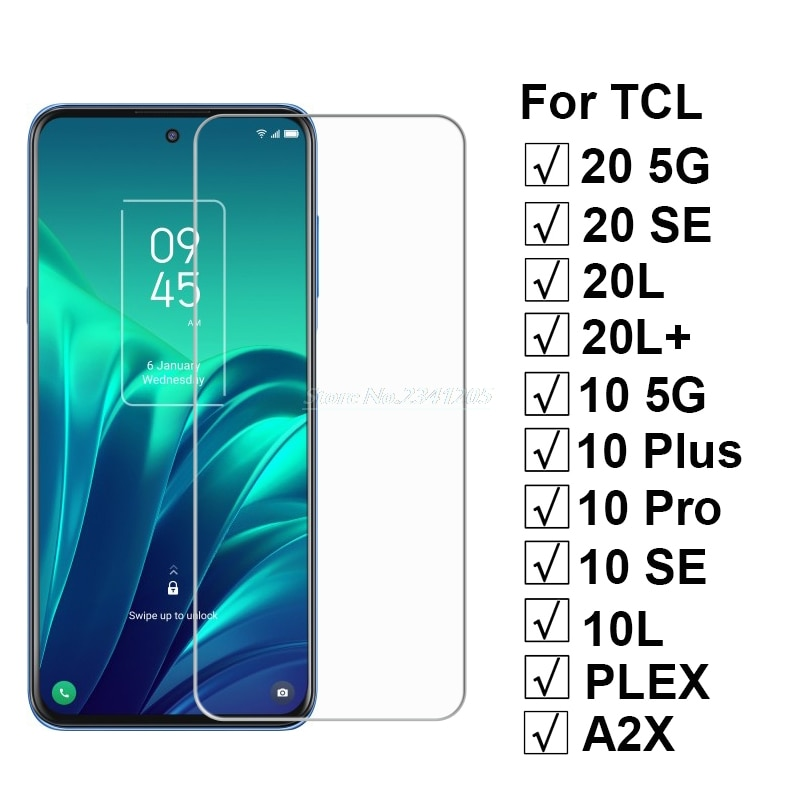 2-1pcs-tempered-glass-for-tcl-20-se-20l-10-plus-5g-10-pro-10l-screen-protector-protective-glass-on-tcl-10-5g-a2x-plex-pelicula