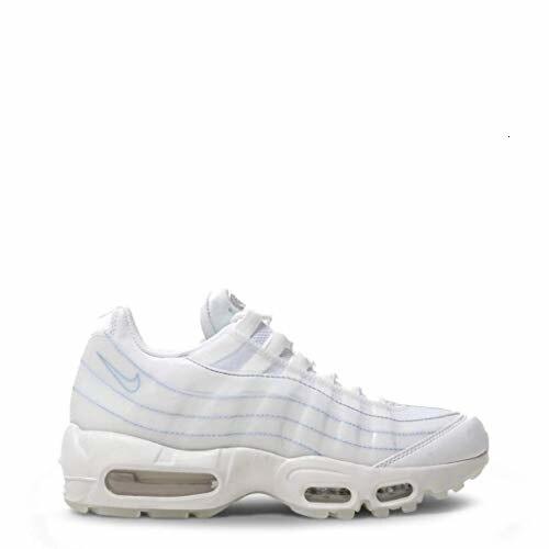 Nike Air Max 95 Wmns zapatillas Bianco 918413-102 (36,5-Bianco)