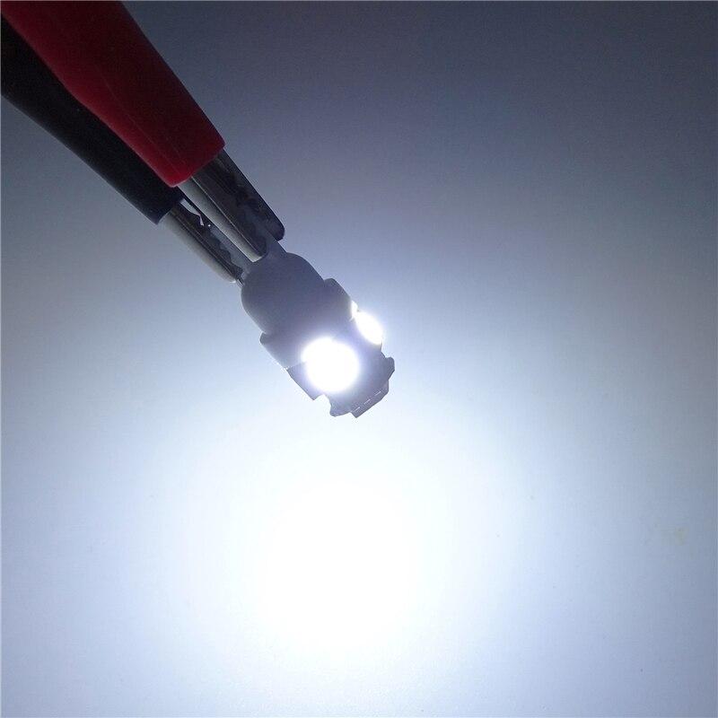 Купить с кэшбэком 10 Pcs White LED Interior Light Car Decorative Light Reading Lamp Auto Accessories For Hyundai Sonata 2011-2014