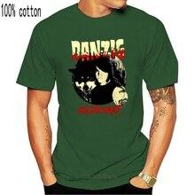 Danzig Killer Wolf Mens Fashion Tops T-shirt Nieuwe