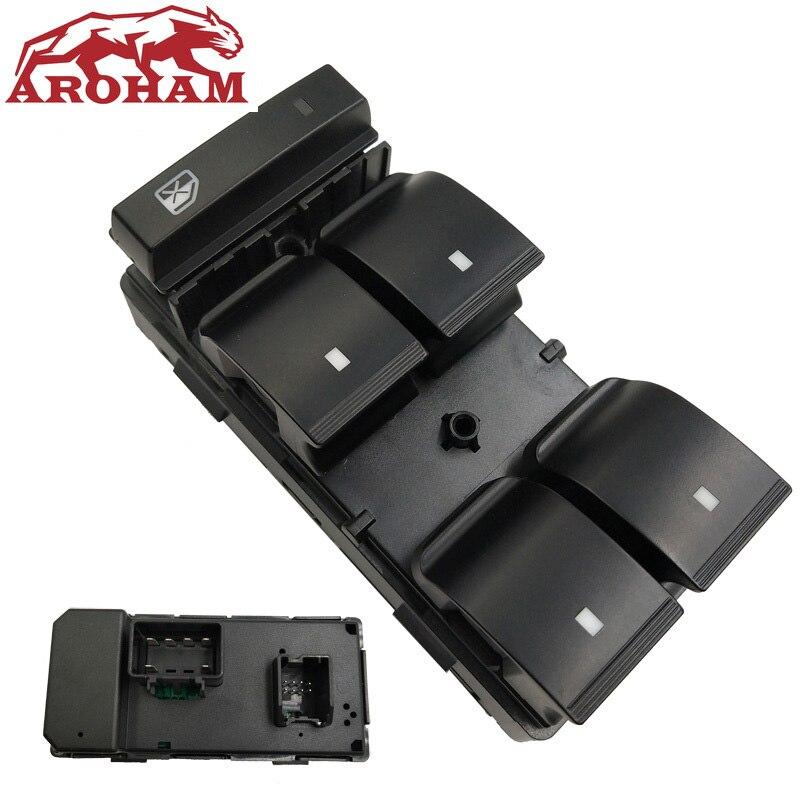 20945129 interruptor de Control principal eléctrico delantero izquierdo para Chevrolet Silverado PARA Sierra GMC para Buick Enclave