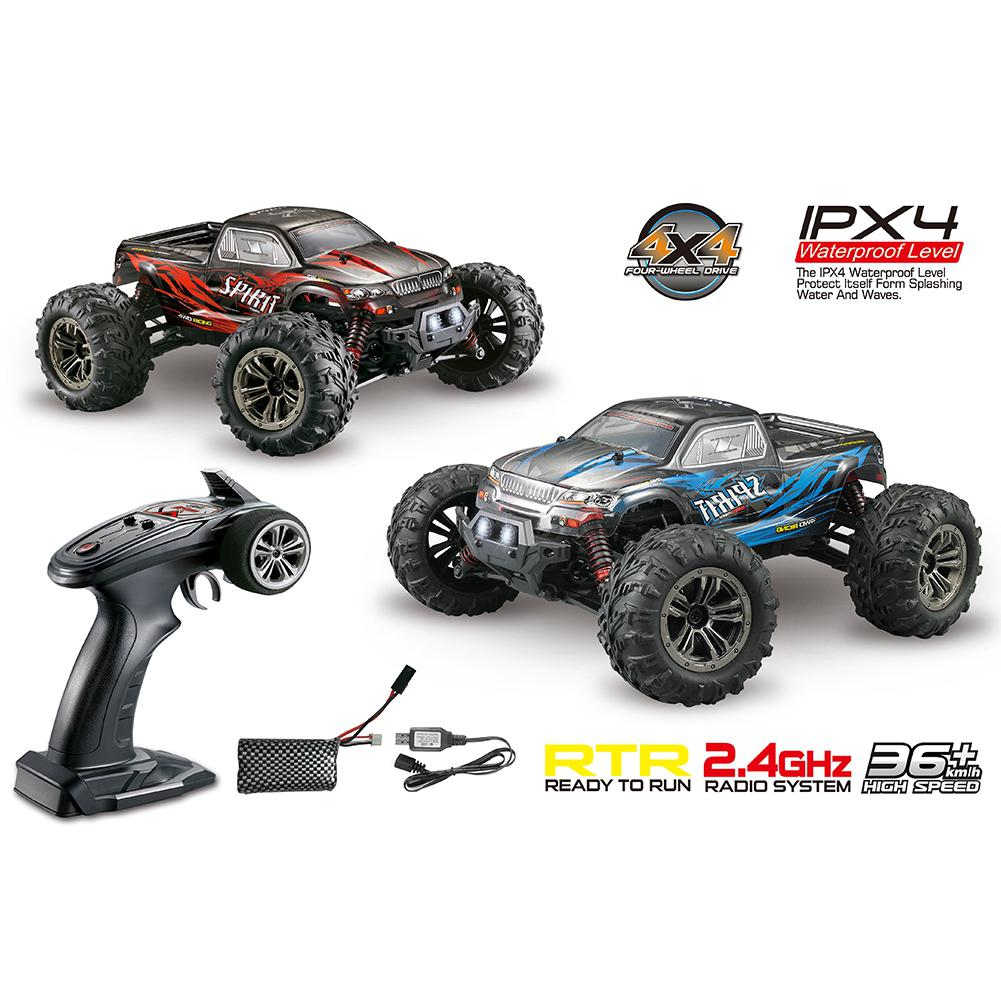 XINLEHONG 9135 RC Car TOYS 2.4G 1/16 4WD 36km/h Electric RTR High Speed SUV Vehicle Model Radio Remote Control Toy X7 for Kids enlarge